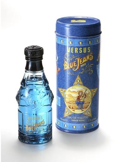 Versace Blue Jeans Edt 75 ml Erkek Parfüm Renksiz